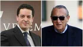 El empresario Enrique Bañuelos, a quien Carlos Fabra solicitó un millón de euros. EE