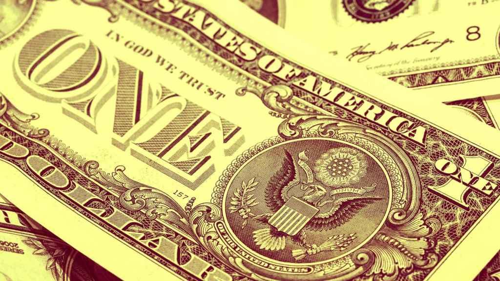 Imagen de dólares.