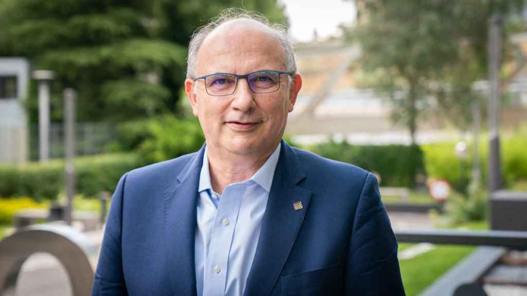 Javier García, director general de Viralgen.