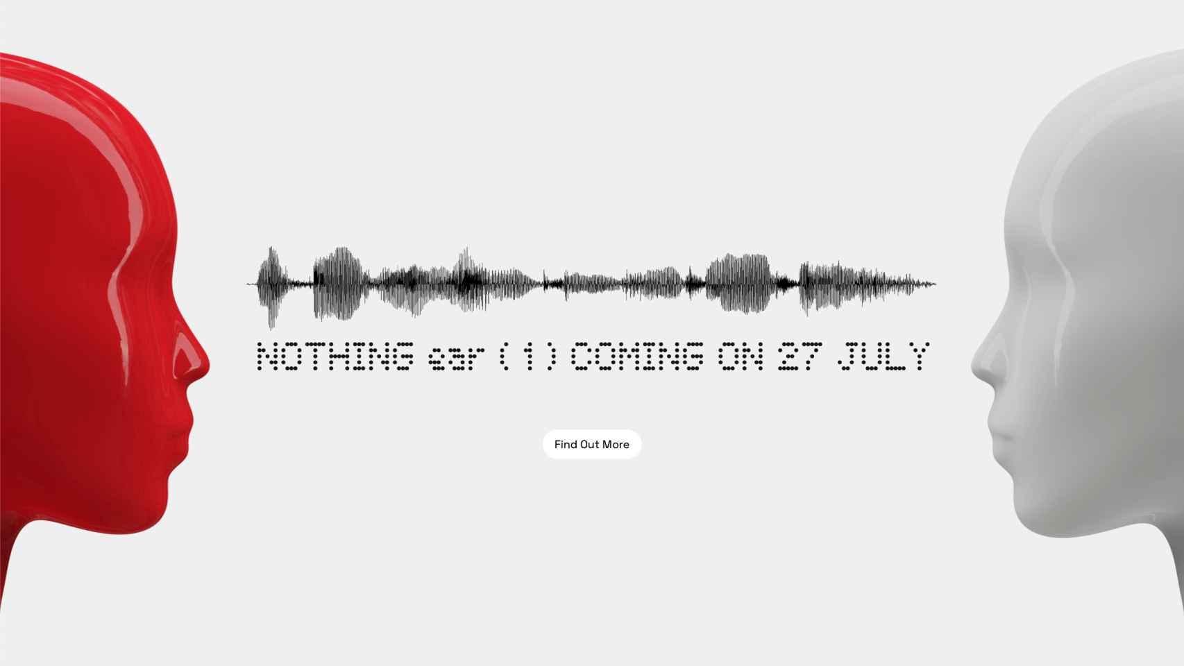 Nothing presentará su primer dispositivo el 27 de julio