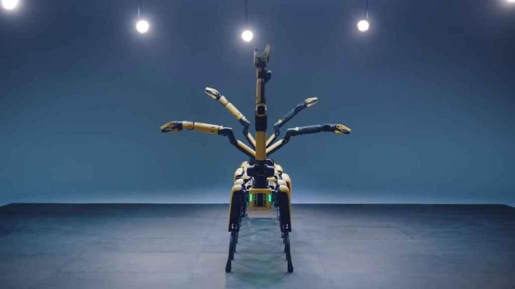 Perros 'Spot' de Boston Dynamics