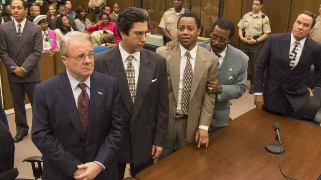 'American Crime Story: El pueblo contra OJ Simpson'