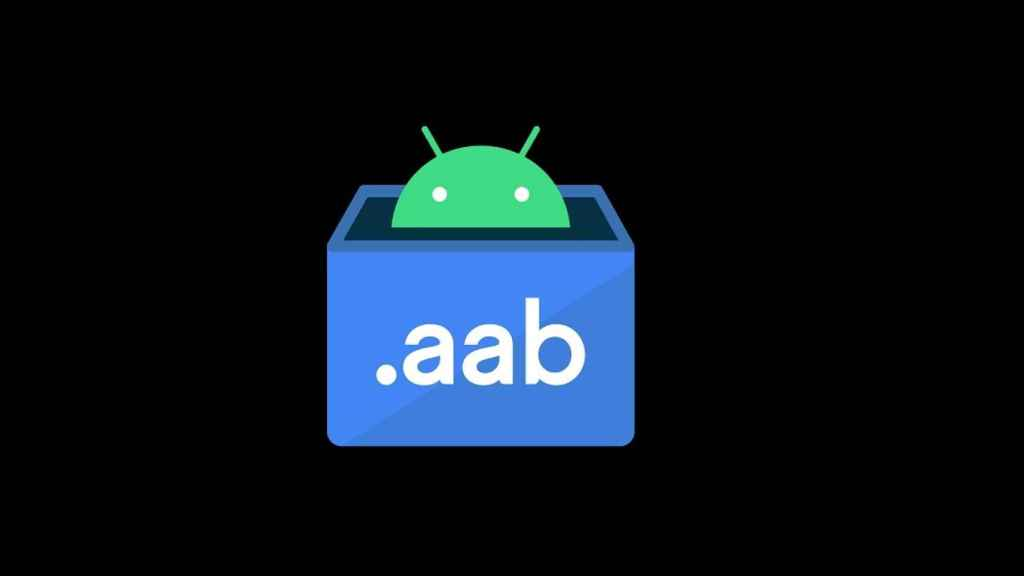 Formato AAB aplicaciones