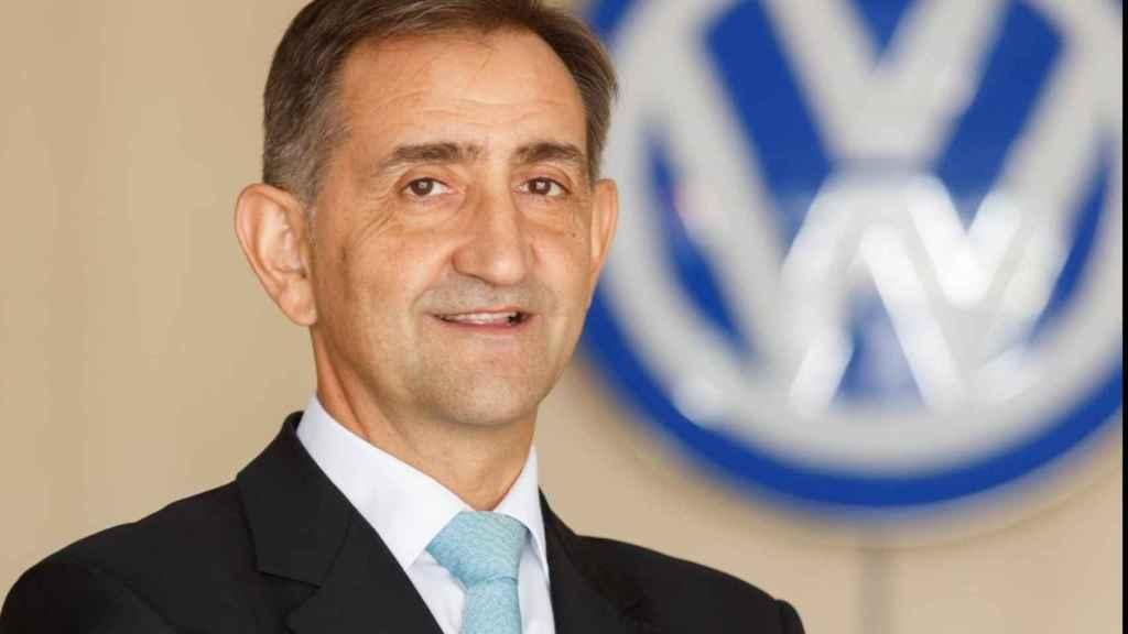 Emilio Saenz, ex presidente de Volkswagen Navarra.