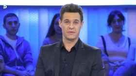 Christian Gálvez presentará 'Alta tensión' en Telecinco.