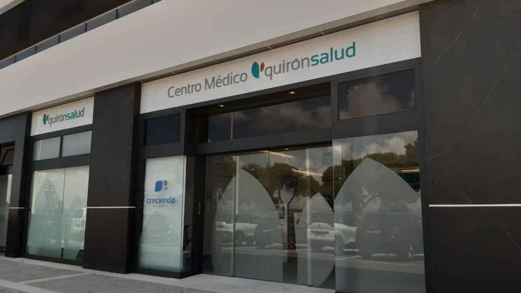 La nueva clínica de Gran Alacant estará situada en los bajos del Hotel AJ