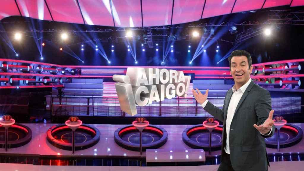 Antena 3 cancela '¡Ahora caigo!' y apostará en sus tardes por la serie turca 'Tierra amarga'