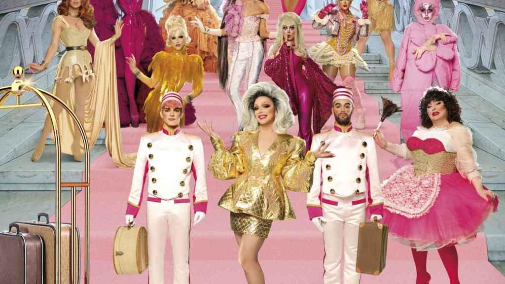 Las concursantes de 'Drag Race' se irán de gira por España con un show: éstas son las fechas
