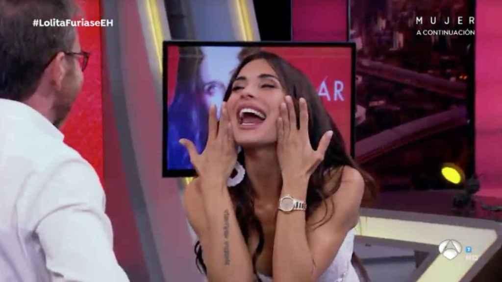 Pilar Rubio confirma que continuará en 'El Hormiguero' después del verano