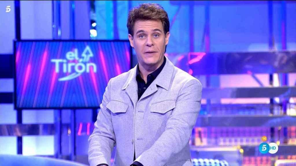 'El tirón' fue el último programa que presentó Gálvez en Telecinco.