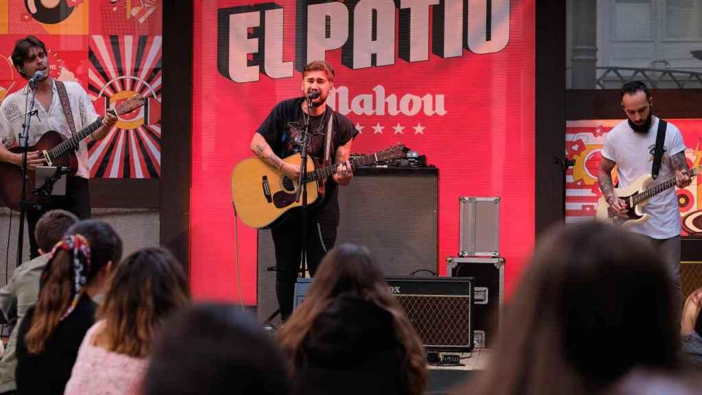 El cantante asegura que no participaría en Eurovisión.