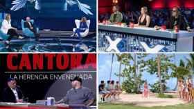 Telecinco cierra la temporada con su mejor dato desde 2010; Antena 3 es la cadena que más crece
