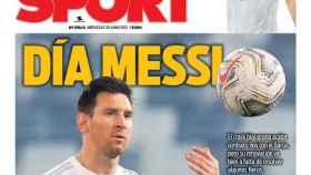 Portada Sport (30/06/21)