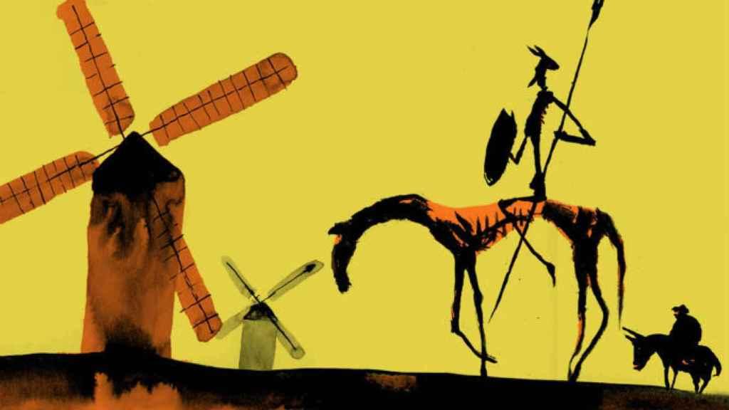 Necesitamos escuderos capaces de plantarle cara a Don Quijote para decirle que aquellos gigantes son en realidad molinos de viento