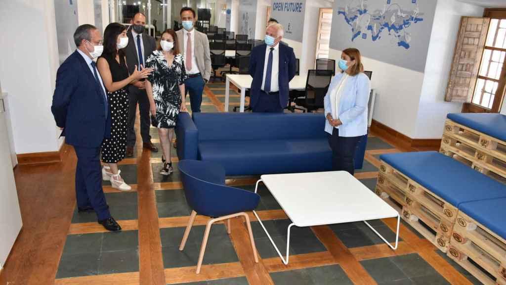 El Gobierno regional y Telefonicaunen fuerzas para catapultar la innovación empresarial
