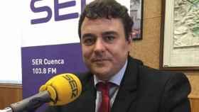 David Peña, presidente de CEOE-Cepyme Cuenca