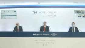 Junta de accionistas de NH Hotels.