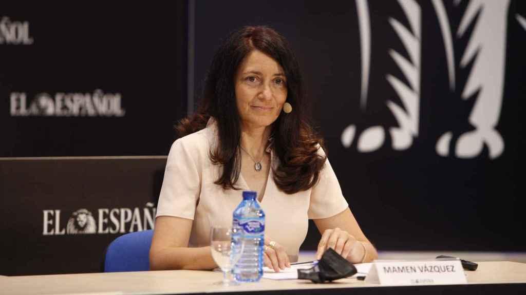 Mamen Vázquez, directora general de El Español.
