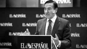 Pedro J. Ramírez, presidente ejecutivo de EL ESPAÑOL, durante su intervención en la Junta de Accionistas.