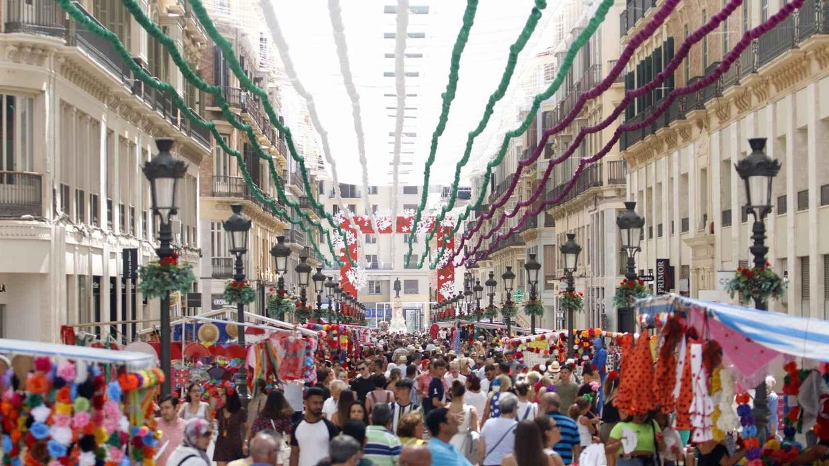 De la Torre descarta la Feria de Málaga en agosto: Ya veremos si la hay en septiembre