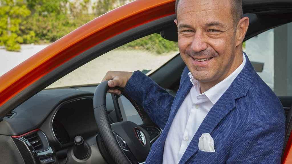 Sébastien Guigues, director del Grupo Renault en España.