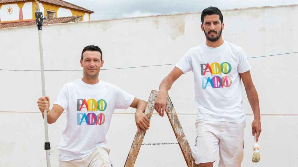 Palomo Spain is associated with the platform through the creation of these shirts.