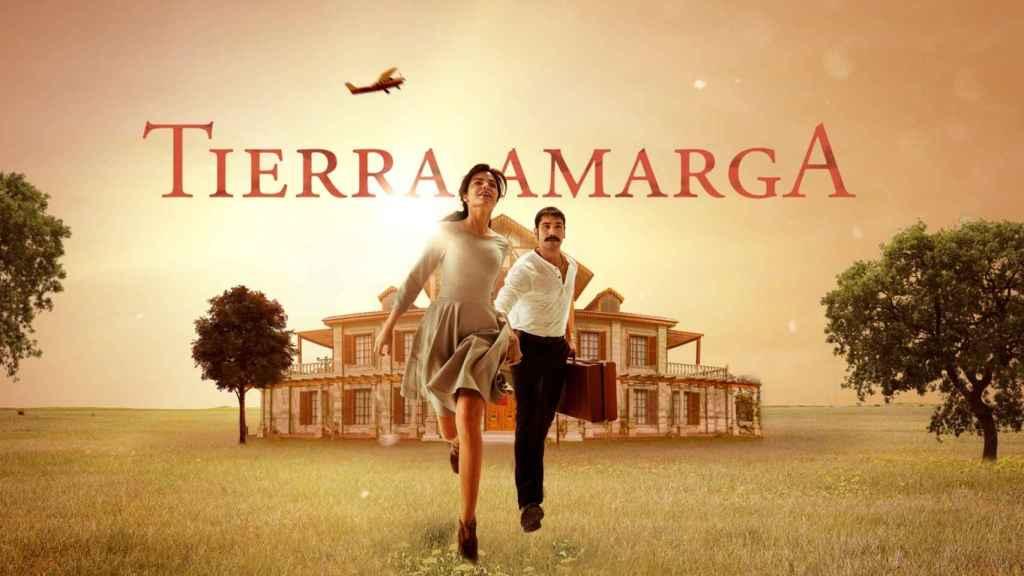 ¿Cuántos capítulos tiene 'Tierra amarga', la nueva serie turca para las tardes de Antena 3?