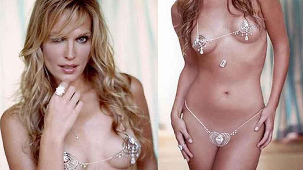The bikini costs 25.3 million euros.