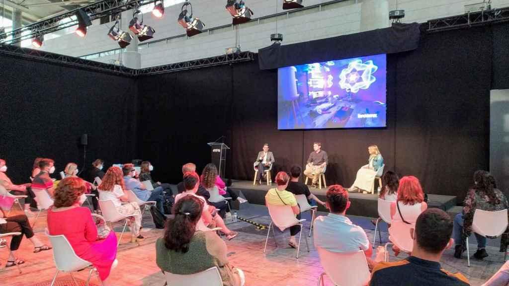 Workshop de realidad inmersiva de Broomx