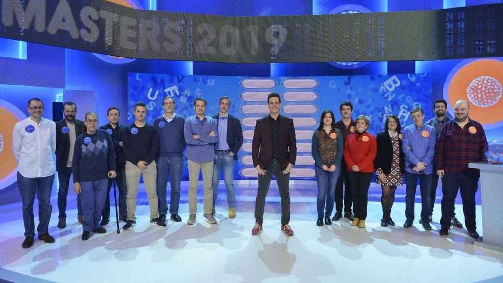 Telecinco estrenó la 'Academia de Pasapalabra' tras la victoria de Fran González.