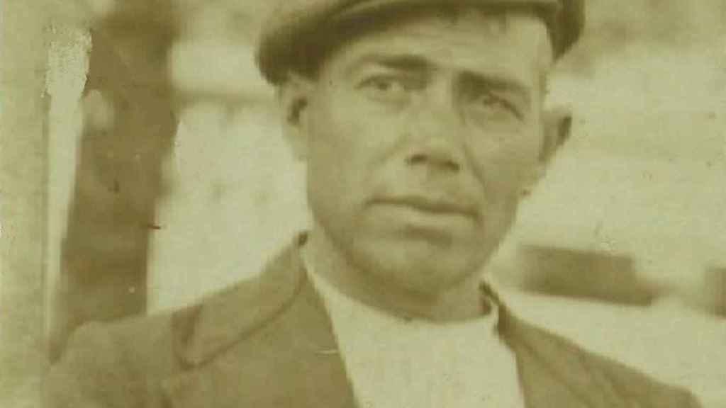 El abuelo Sebastián.