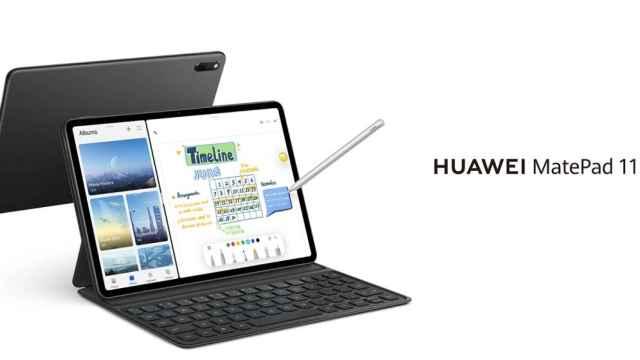 La Huawei MatePad 11 llega a España: precio y disponibilidad