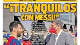 Portada Sport (01/07/21)