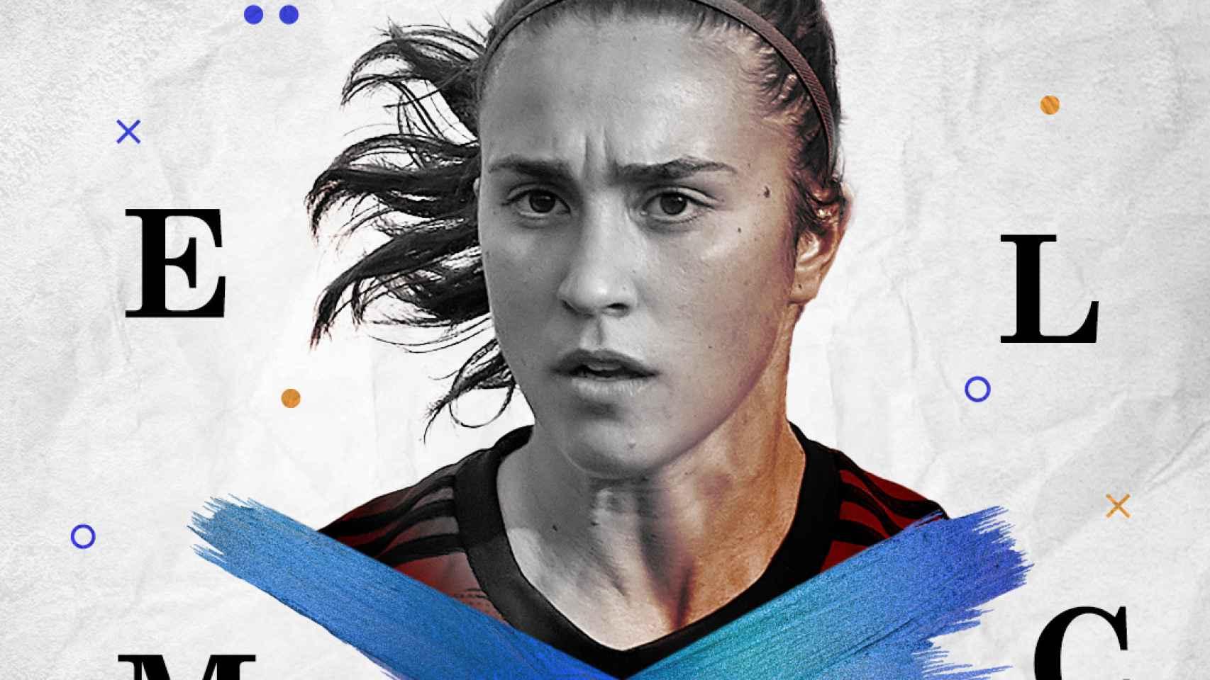 Nahikari García, primer fichaje del Real Madrid Femenino 2021/2022