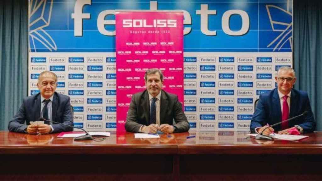 Alianza de Fedeto con Soliss para asesoraramiento energético a los empresarios