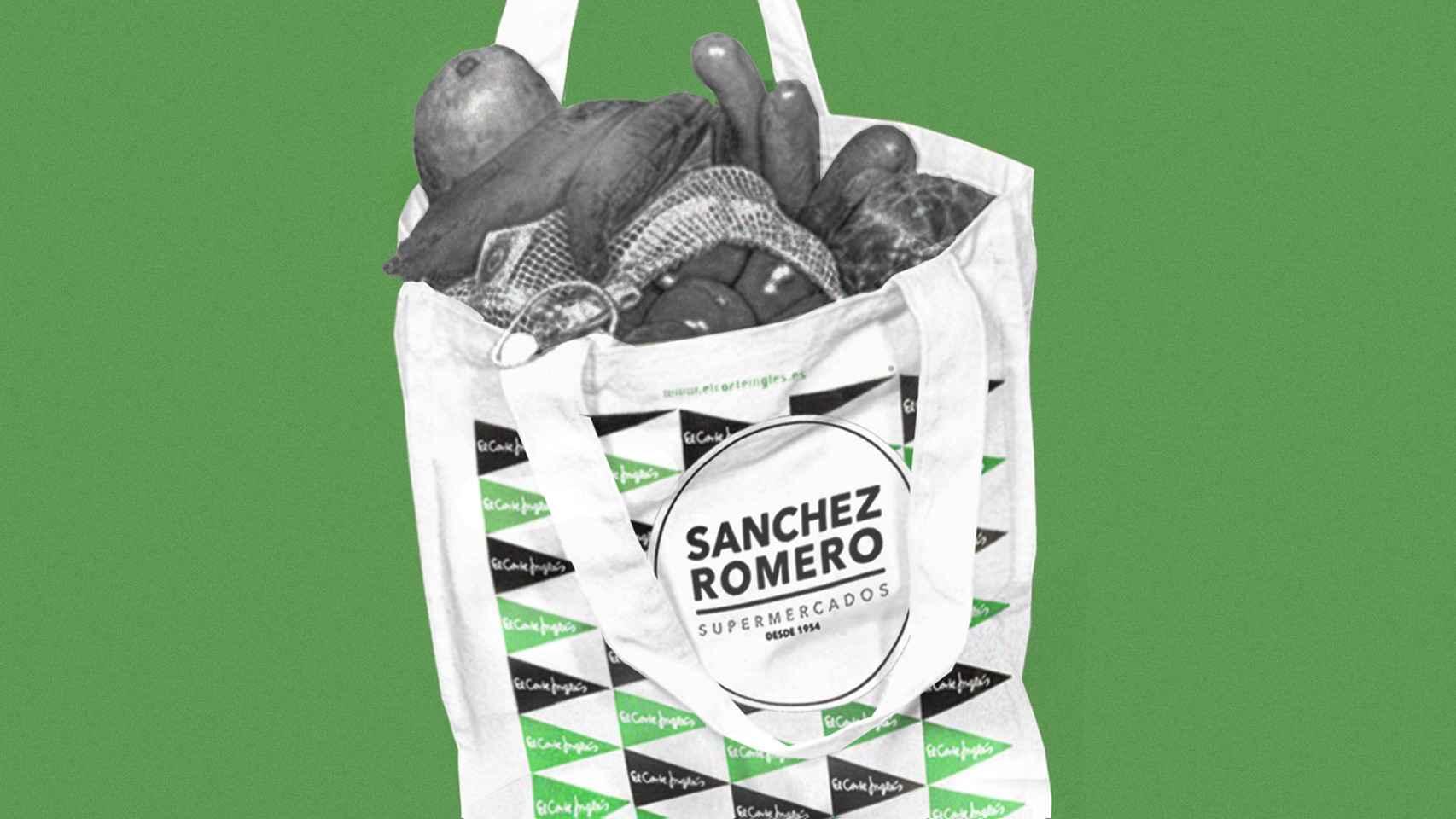 El Corte Inglés ha comprado Sánchez Romero.