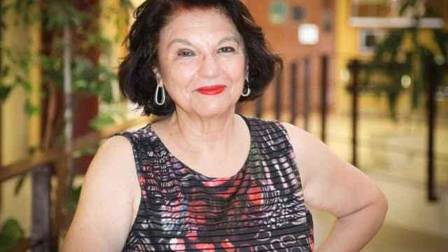 La ex secretaria de Igualdad, Soledad Murillo, atiende a EL ESPAÑOL en Salamanca, donde ejerce como profesora de Sociología.