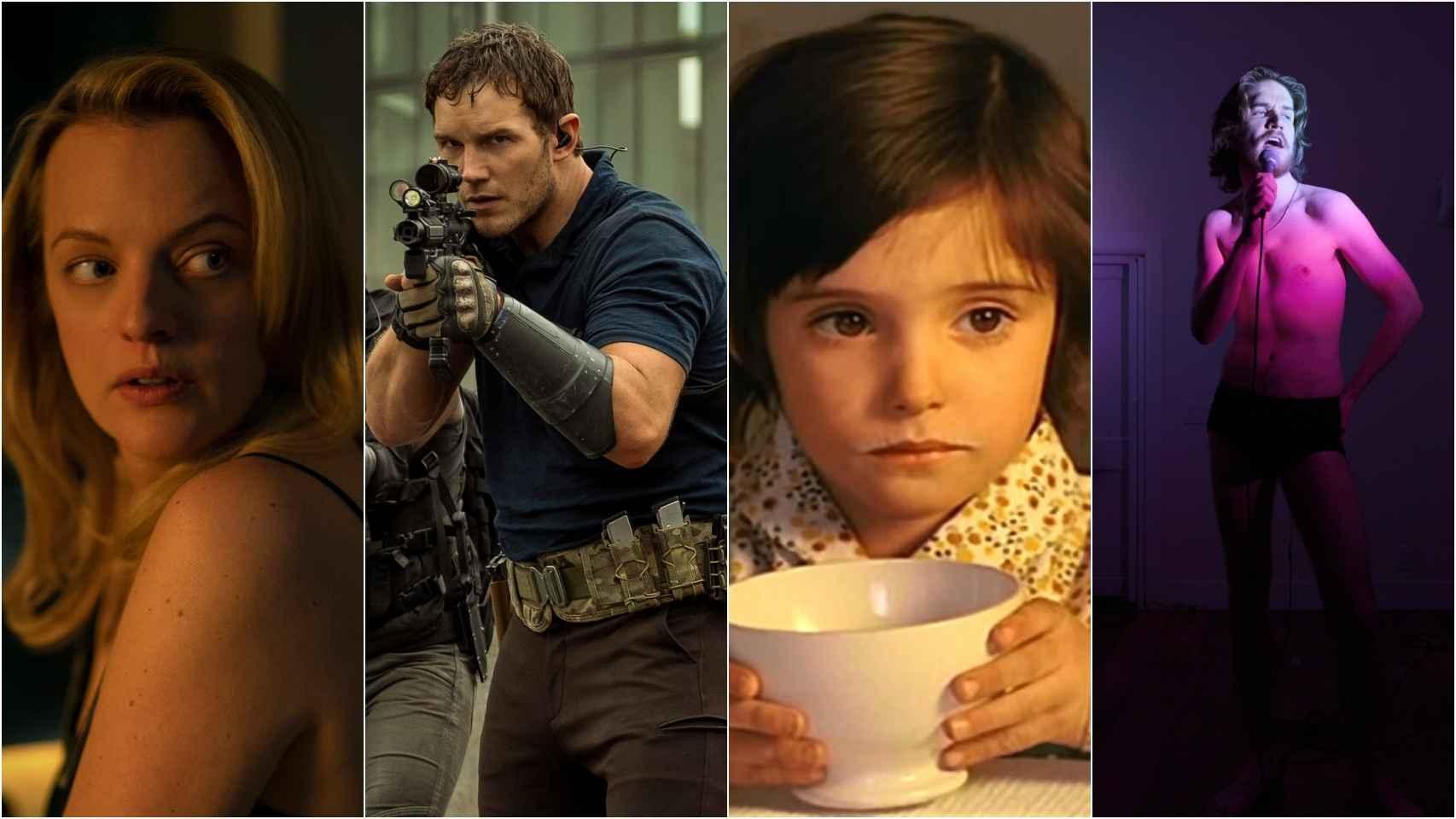 4 películas recomendadas para ver este fin de semana.