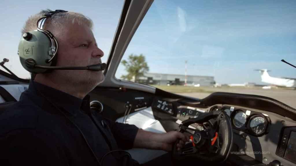 Interior AirCar