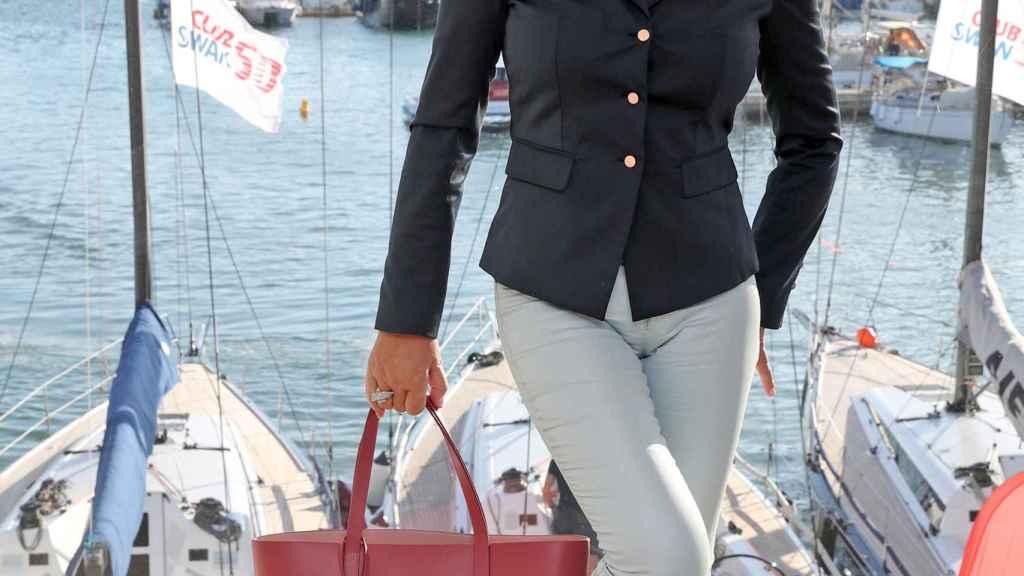 Norma Duval en una imagen de archivo fechada en 2019.