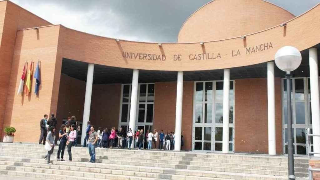 Universidad de Castilla-La Mancha.