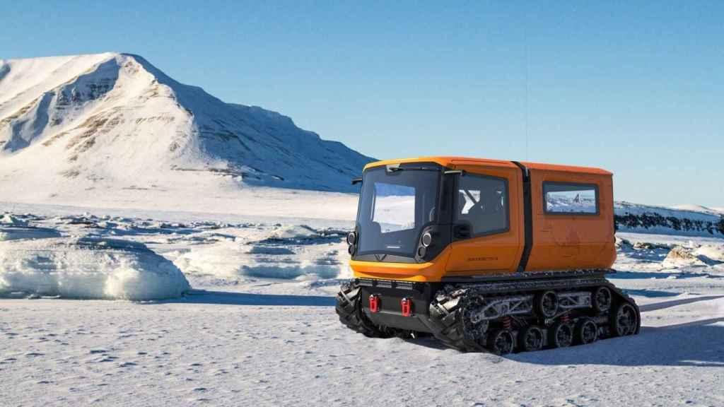 Venturi Antartica V2