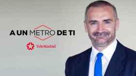 Euprepio Padula presentará 'A un metro de ti' en Telemadrid.