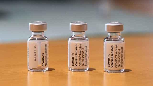 Vacuna de Janssen contra la Covid.