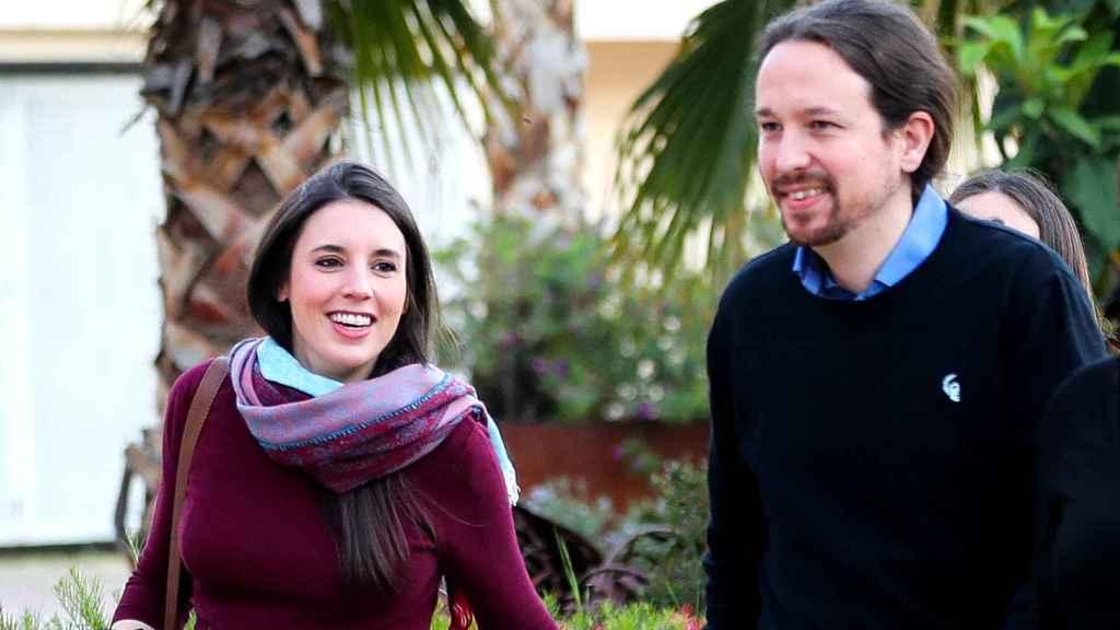 Irene Montero y Pablo Iglesias celebran este sábado el cumpleaños de sus hijos mayores.