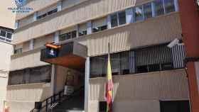La Comisaría de la Policía Nacional en Puertollano (Ciudad Real)