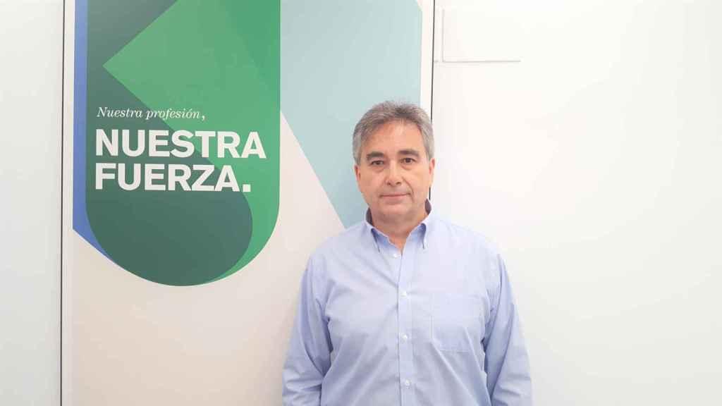 Manuel Cascos, presidente del sindicato enfermero SATSE en España.