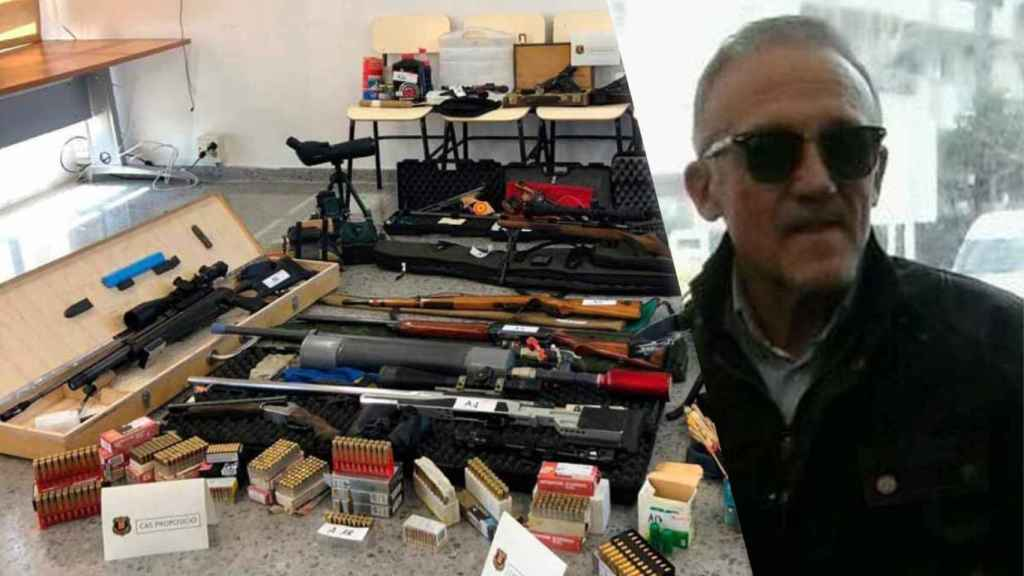 Manuel Murillo, detenido en septiembre de 2018 tras amenazar en un grupo de chat con asesinar a Pedro Sánchez.