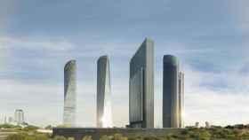 Villar Mir concluye las obras de Caleido, la quinta torre
