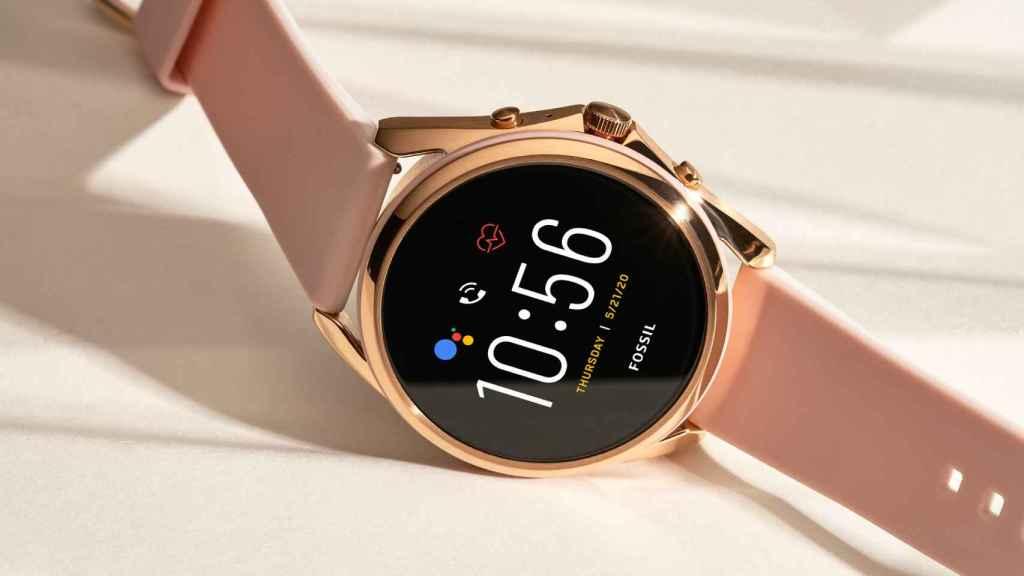 Fossil lanza su nuevo smartwatch GEN 5 LTE
